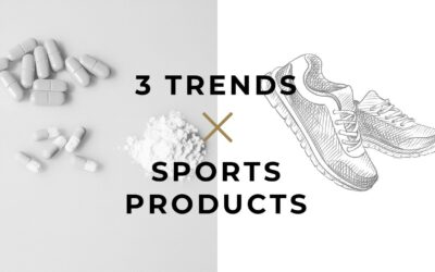 Three sports trends in Nutraceutics